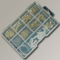 11-Compartment Assortment