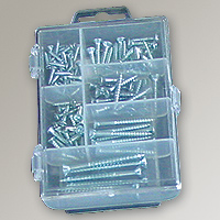 6-Compartment Assortment